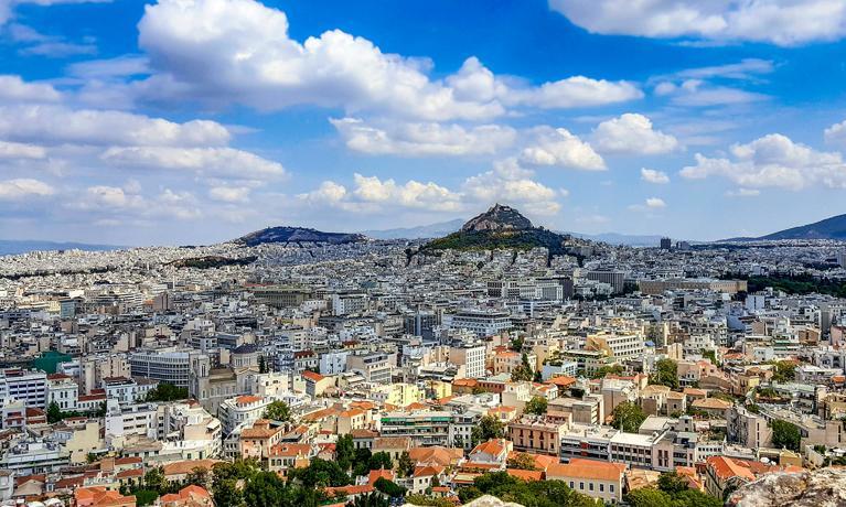 Städtereise Athen